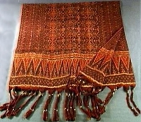 Ikat from Ende, Flores, before 1980