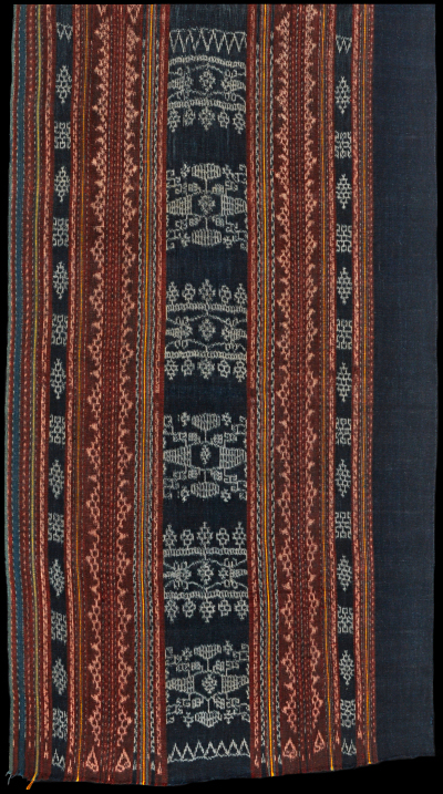 Ikat from Sikka, Flores Group, Indonesia