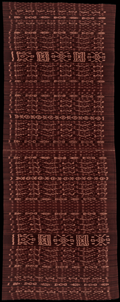 Ikat from Peninsula, Flores Group, Indonesia