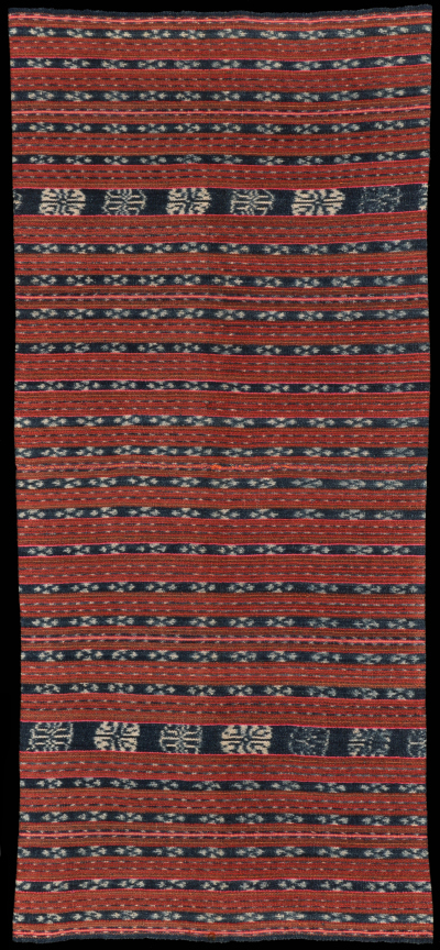 Ikat from Solor, Solor Archipelago, Indonesia