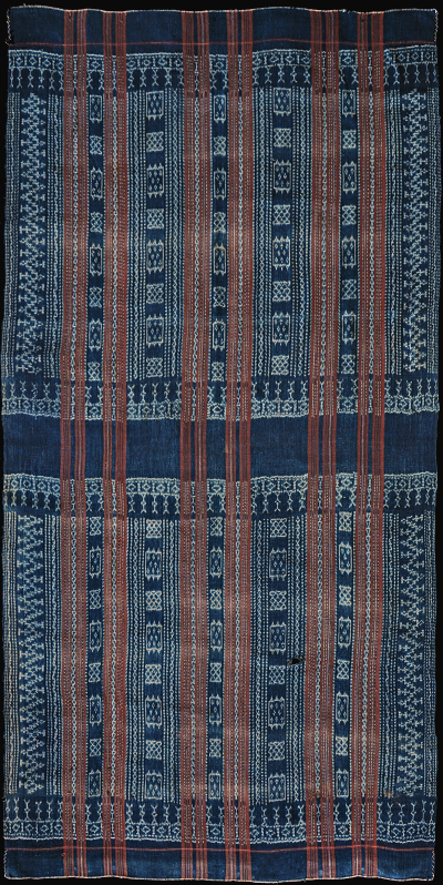 Ikat from Nage Keo, Flores Group, Indonesia