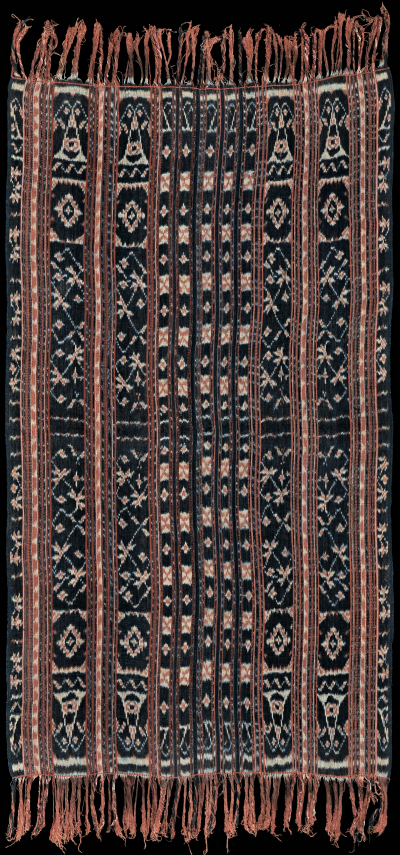 Ikat from Ndao, Roti Group, Indonesia