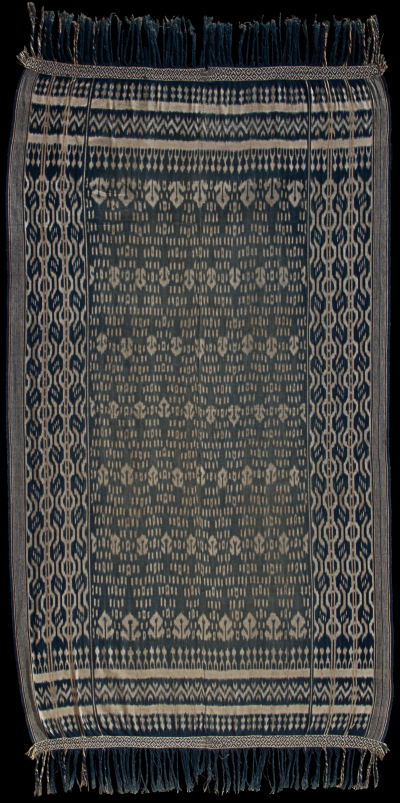 Ikat from West Sumba, Sumba, Indonesia