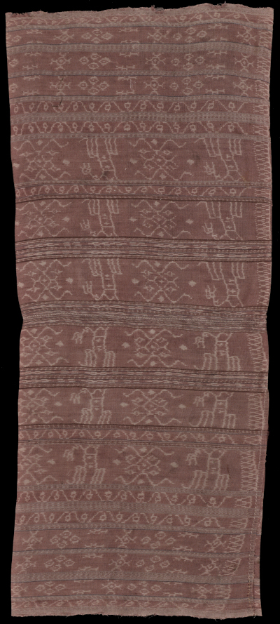 Ikat from Ngadha, Flores Group, Indonesia
