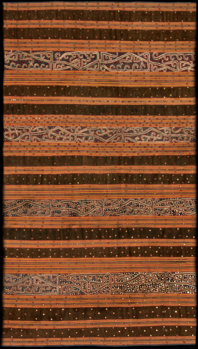 Ikat from Kaur, Sumatra, Indonesia