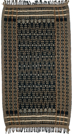 Ikat from Kodi, West Sumba