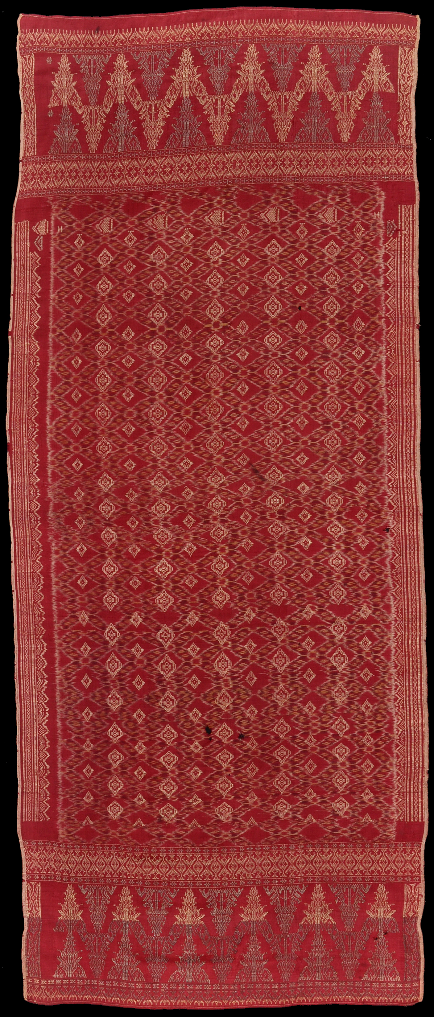 Ikat from Bali, Bali Group, Indonesia