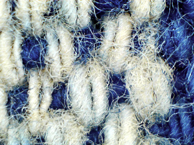 Timor, West Timor, Cotton, hand spun, medium
