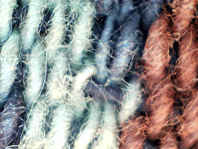 Solor Archipelago, Solor, Cotton, hand spun, fine